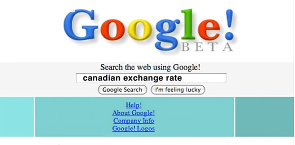 google-early-days