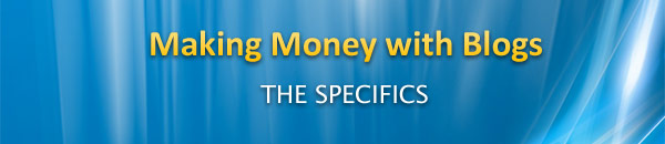 make-money-specifics
