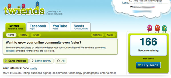 How to Get 5,000+ Facebook Likes and Twitter Followers Per